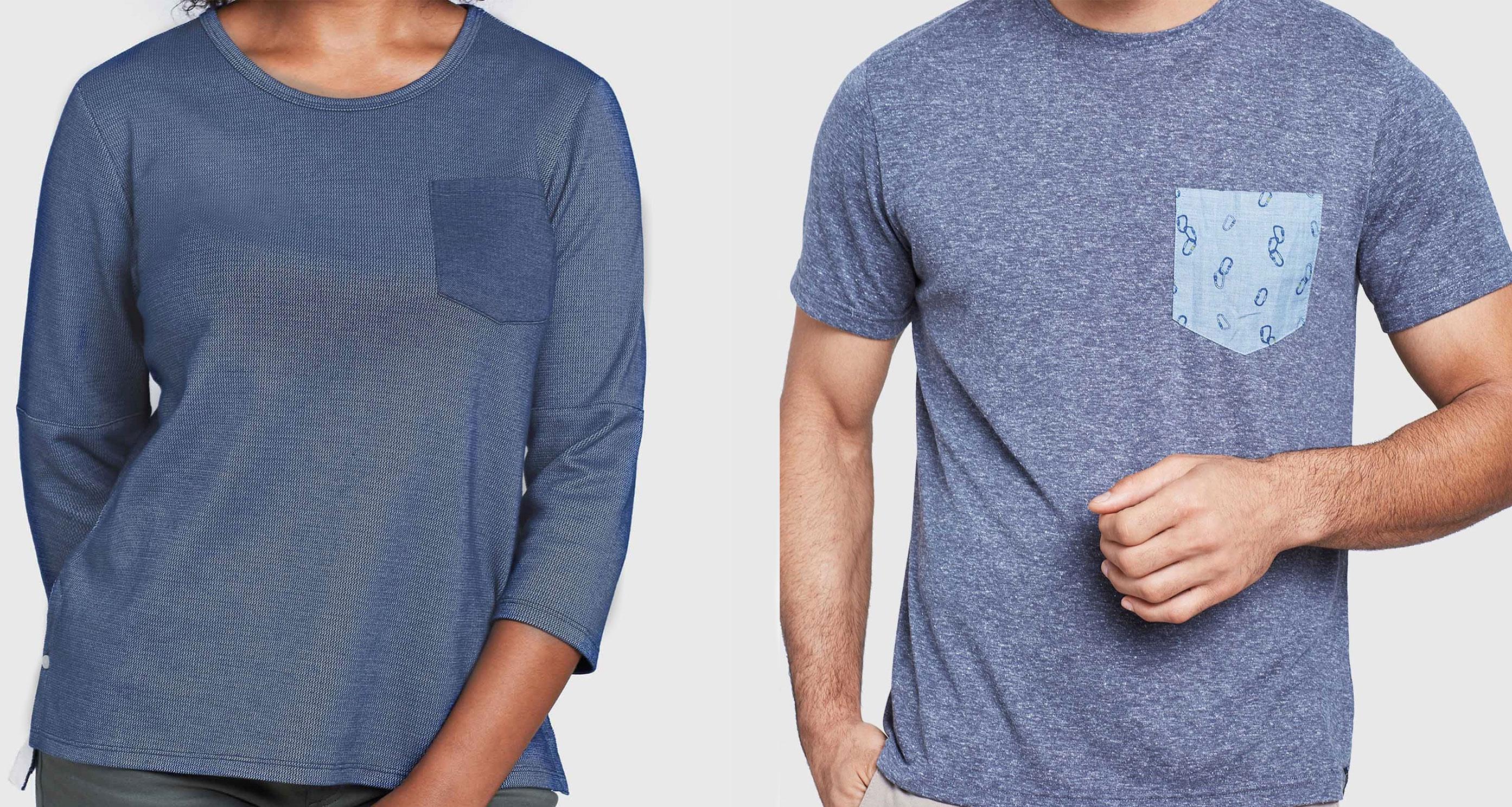 United By Blue Fair Trade shirts