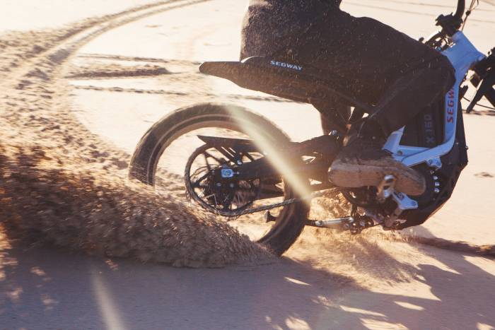 Segway Dirt eBike X260 review