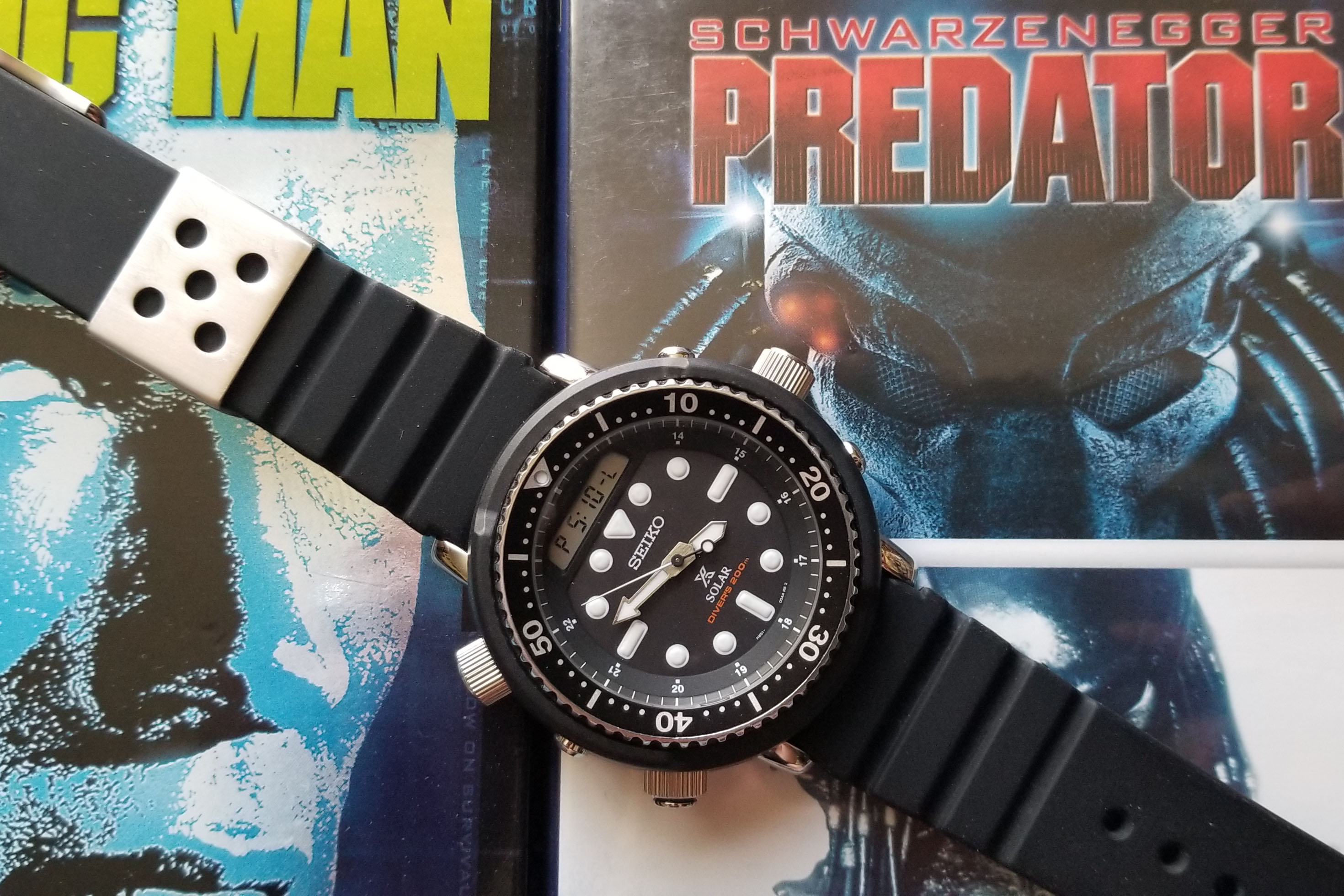Seiko SNJ025 'Arnie' Prospex Review: The Terminator's New Watch