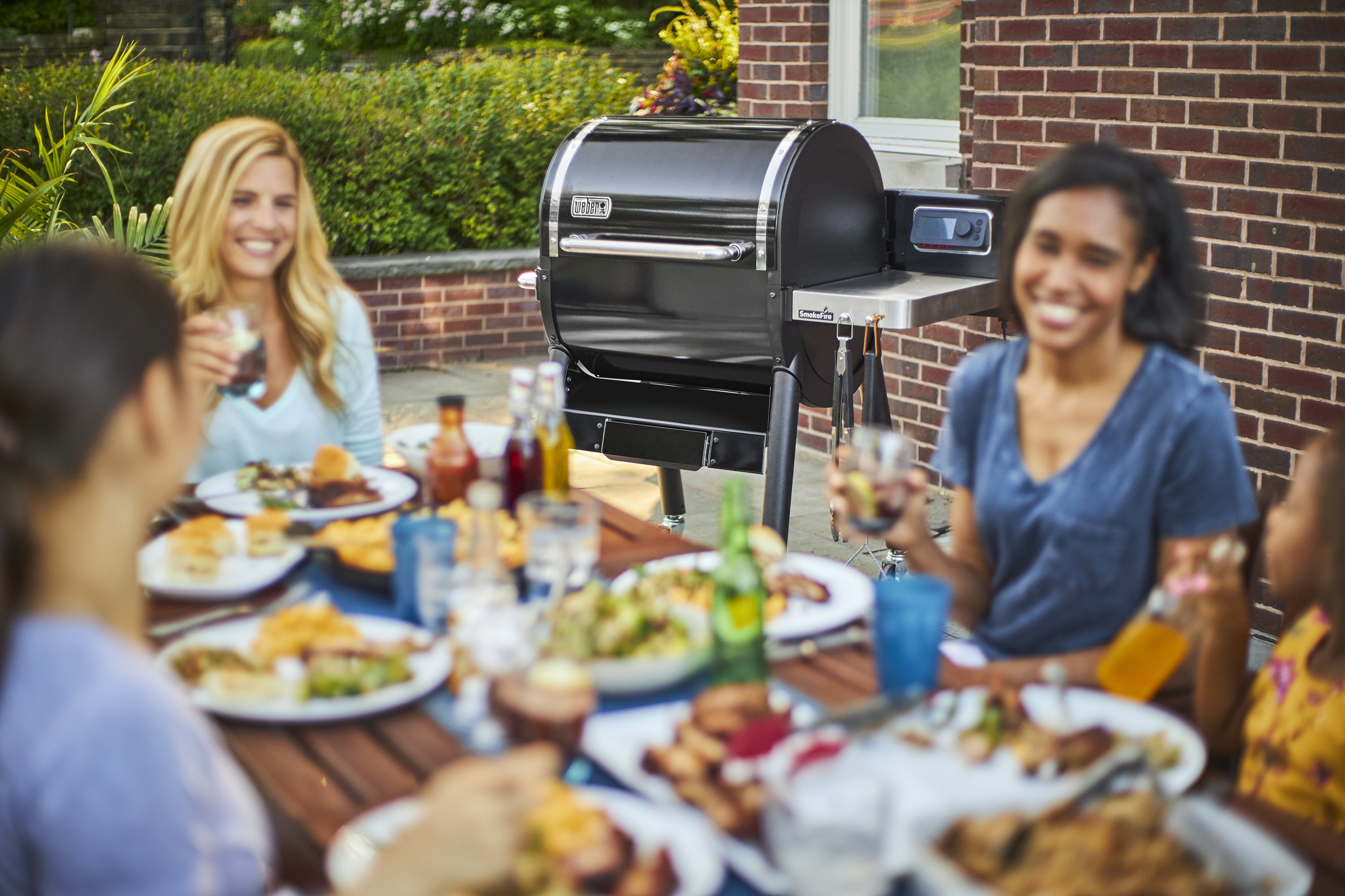 Weber Launches Its First Wood Pellet Grill Gearjunkie