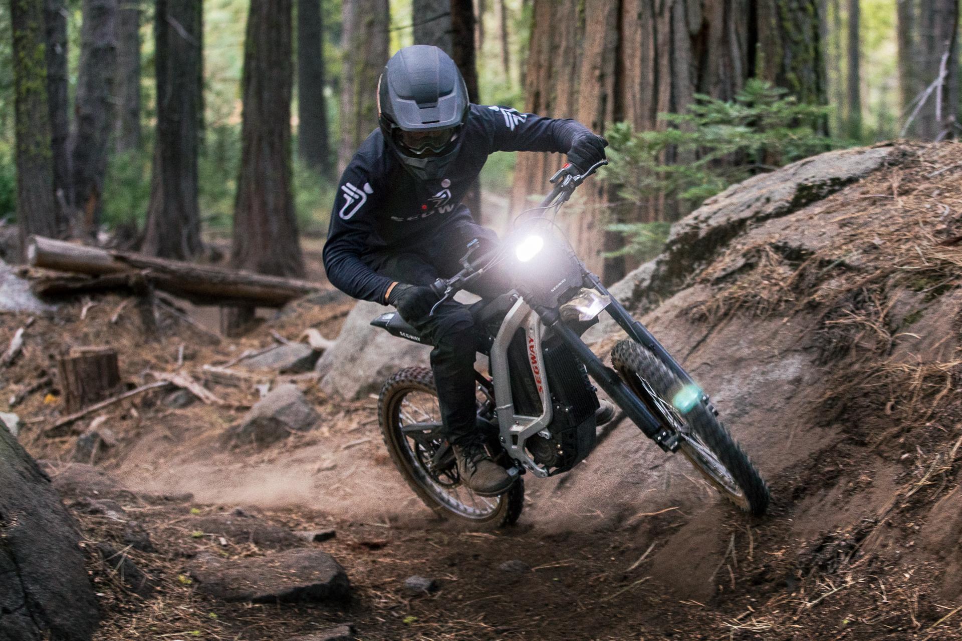 Segway dirt bike