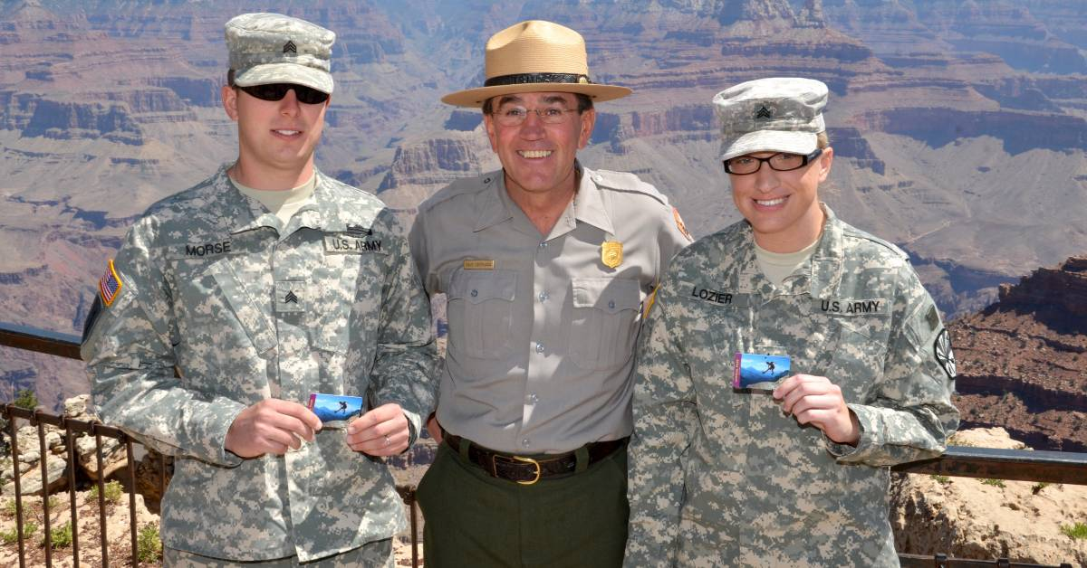 National Parks Will Offer Free Admission on Veterans Day