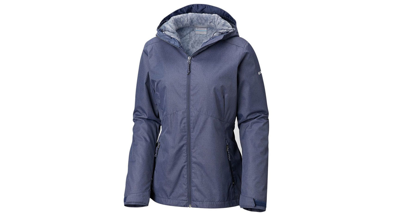 Columbia Rainie Falls Rain Jacket On Sale