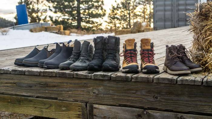 Best Men's Winter Boots