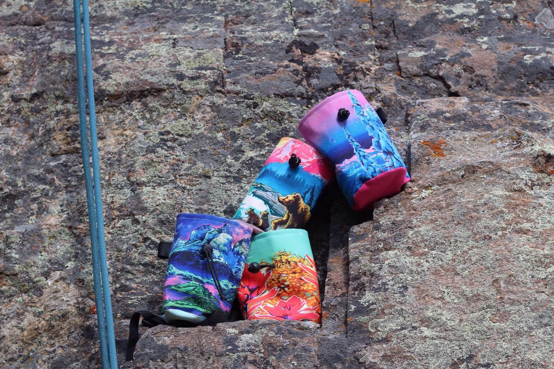 Dirt Chalk Bags