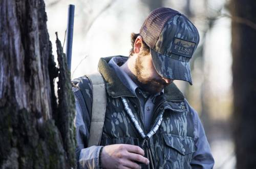 Filson x Mossy Oak Camo Down Cruiser Vest Hunting