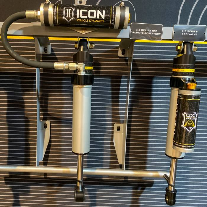 Icon Vehicle Dynamics 2.5 Aluminum Series Shocks