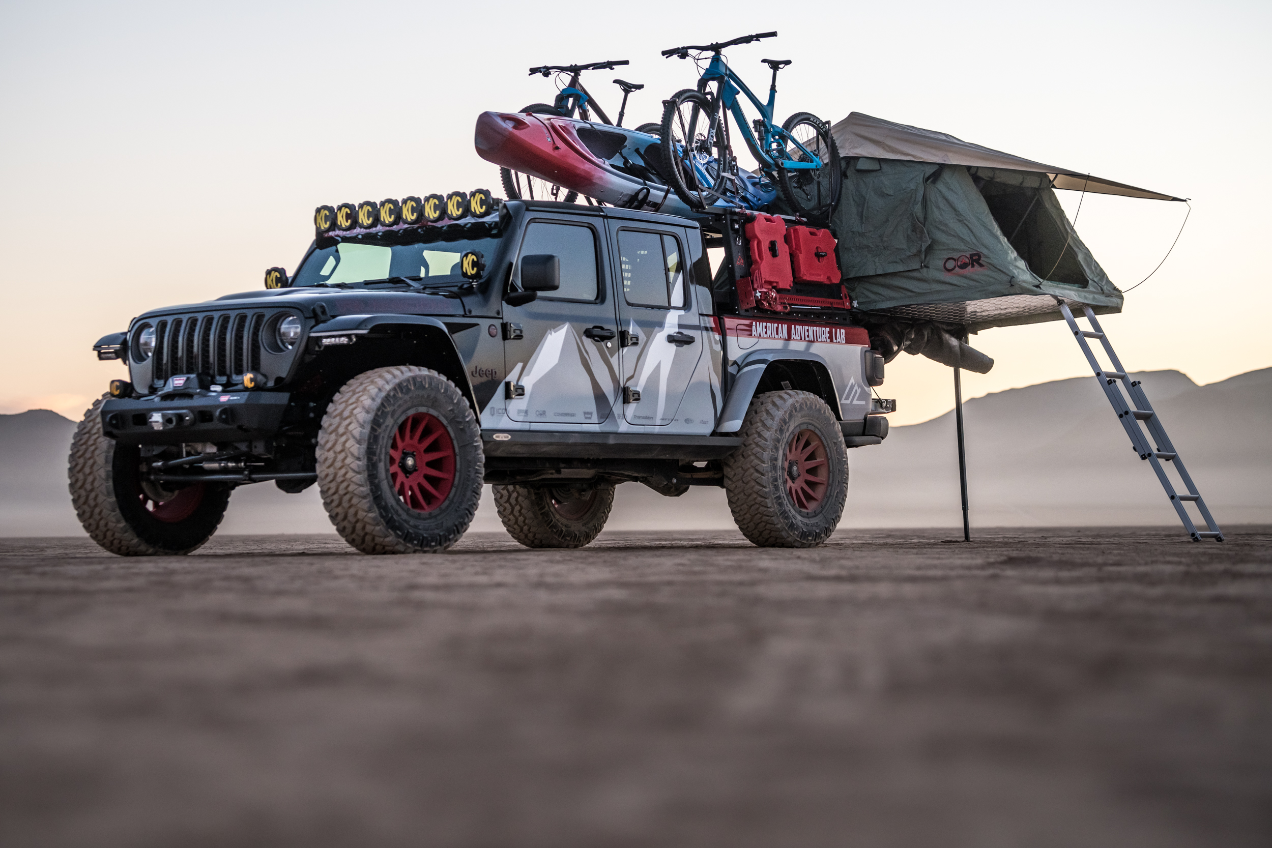 New Overland Gear From Sema Show 2019 Gearjunkie