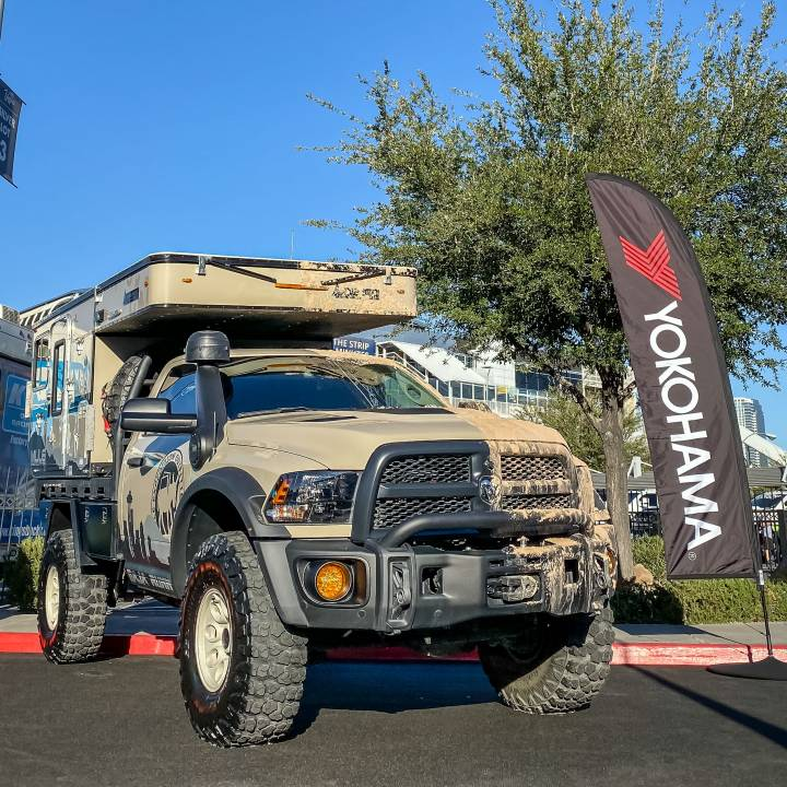 Top 10 Overland Vehicles From SEMA 2019
