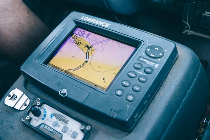 Lowrance Off Road GPS
