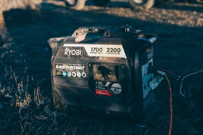 Ryobi Generator and Inverter