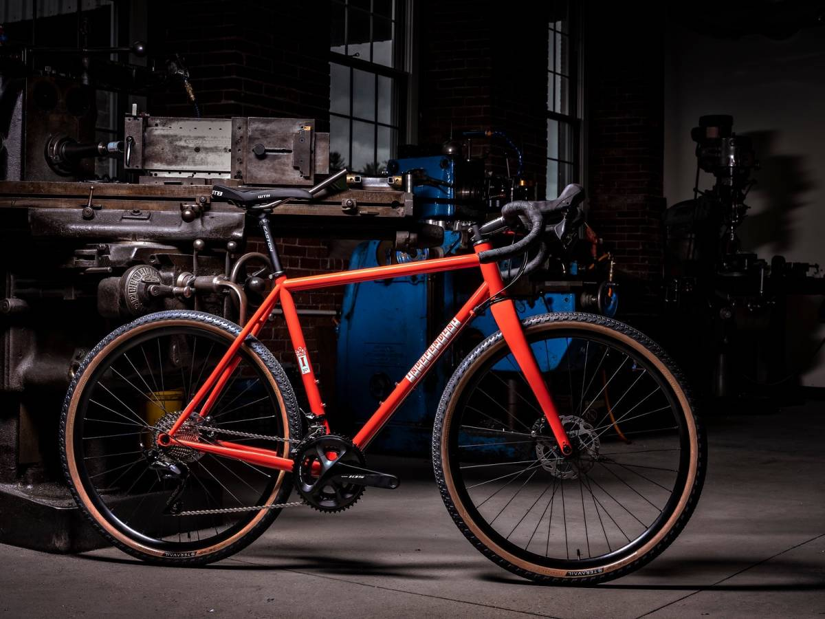 Indy Fab Gravel Royale Bike