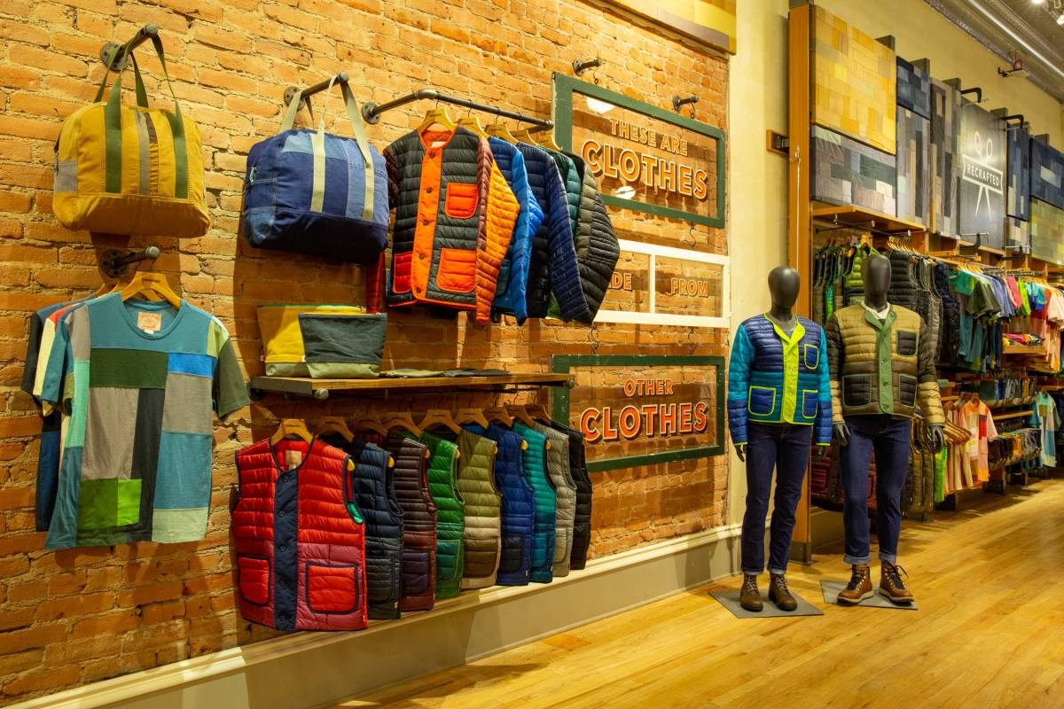 Patagonia Worn Wear Pop-Up