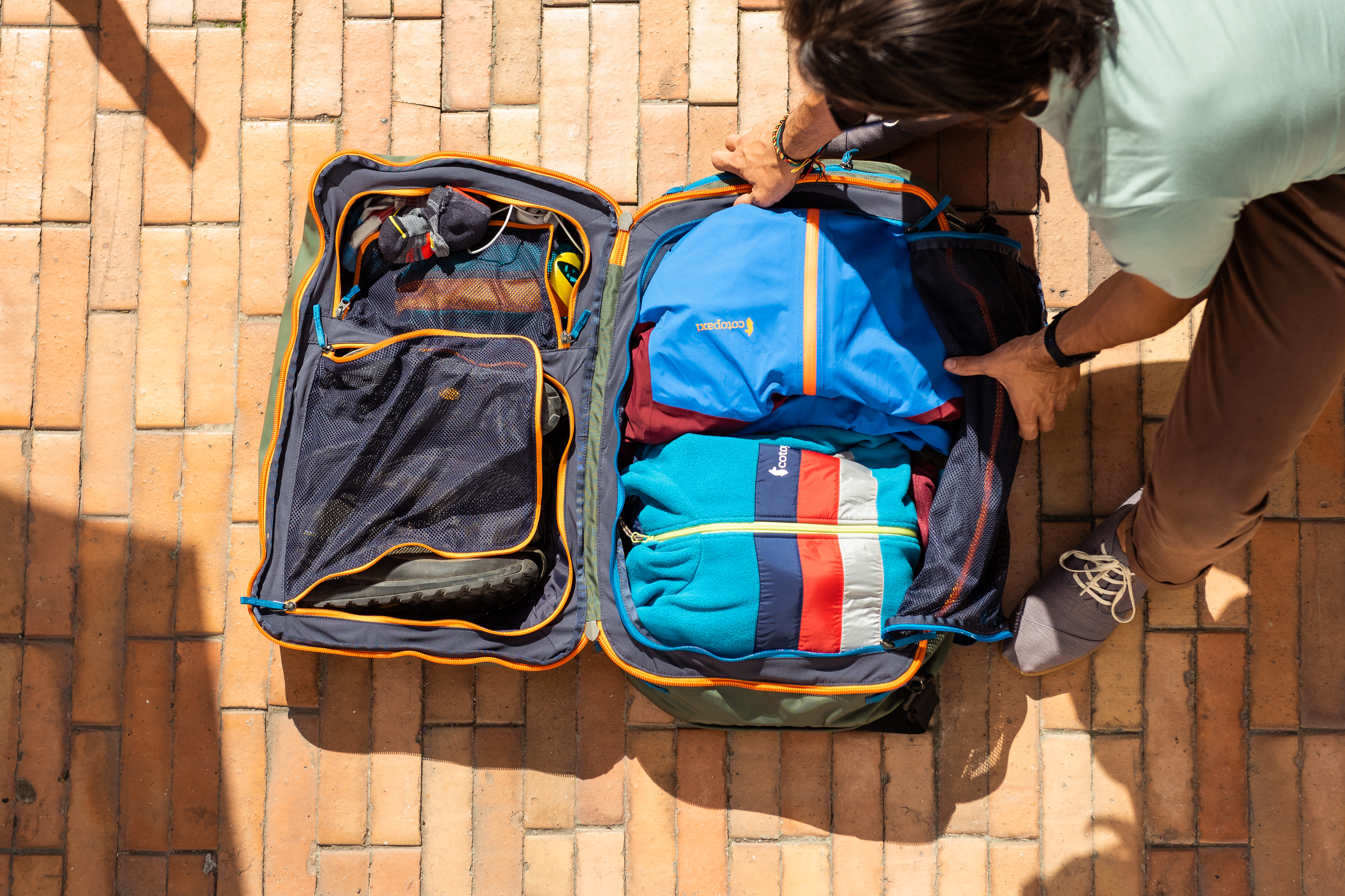 Cotopaxi Allpa 70 Overland Duffel Review: Structured Storage