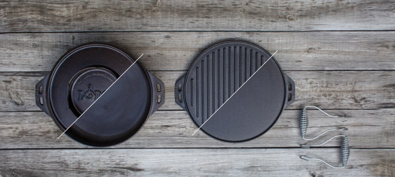 Lodge CastIron Cook-It-All Set
