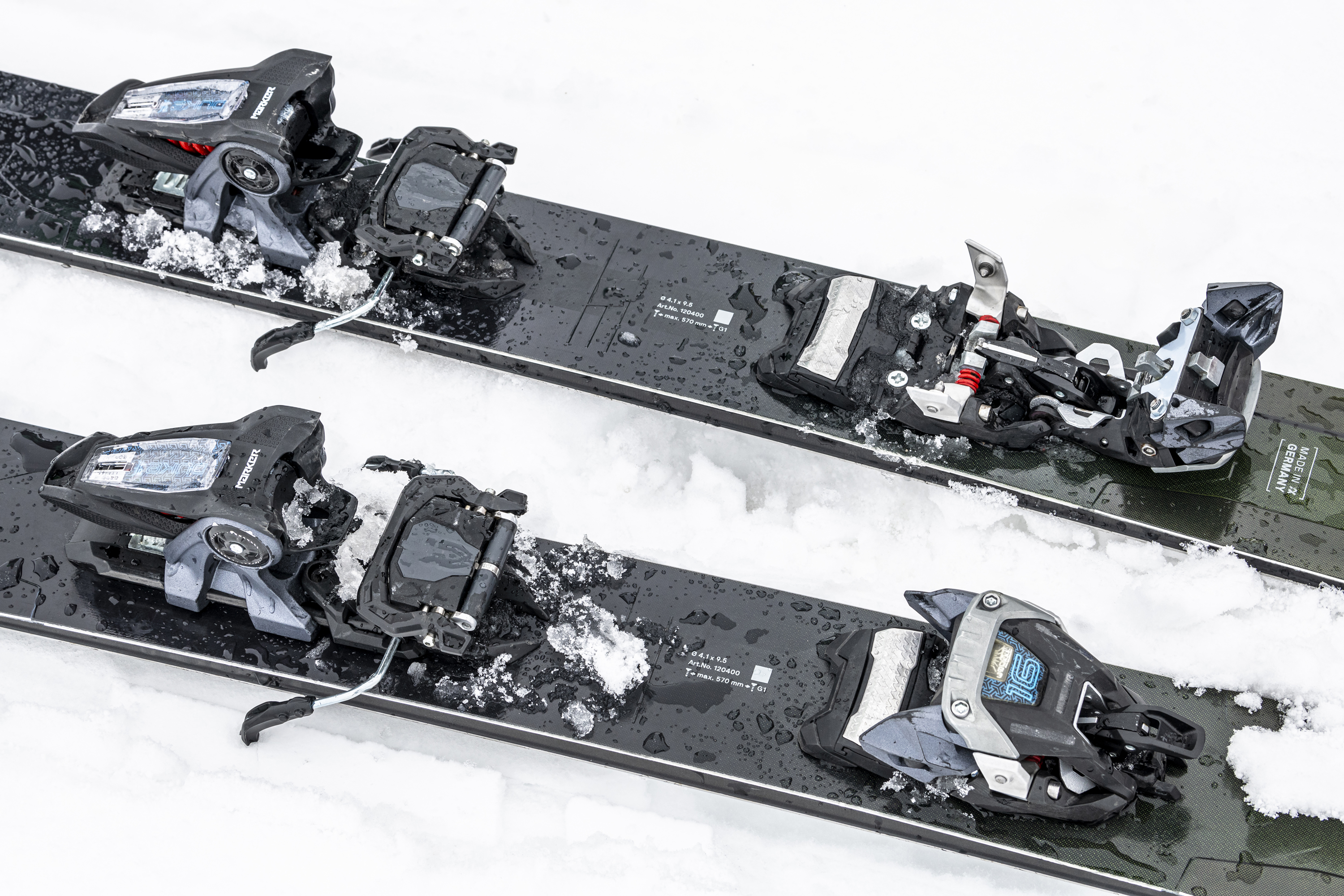 Marker Launches 'Duke PT' Touring Binding With Alpine Style