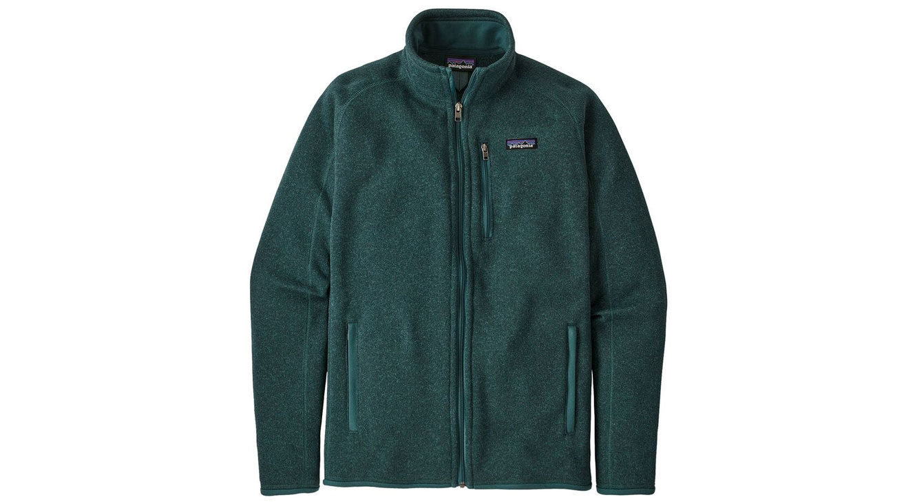 Patagonia Better Sweater Fleece Jacket On Sale