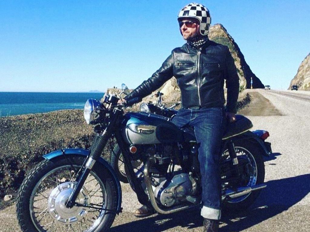 Vanson Leathers Comet Motorcycle Jacket