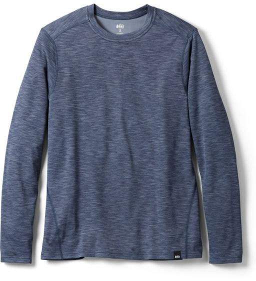 REI Co-op Midweight Base Layer Crew Top — Men's