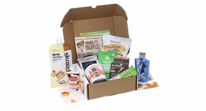 RunnerBox Subscription Boxes