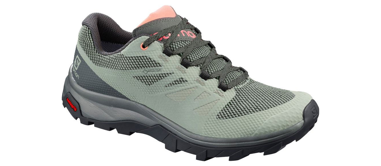 Salomon Outline GTX Hiking Shoe On Sale