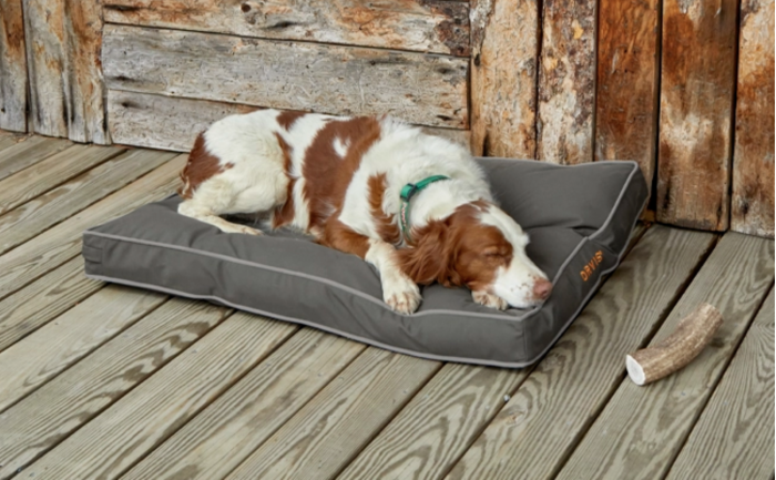 Orvis Softshell Eco-Friendly Dog Bed