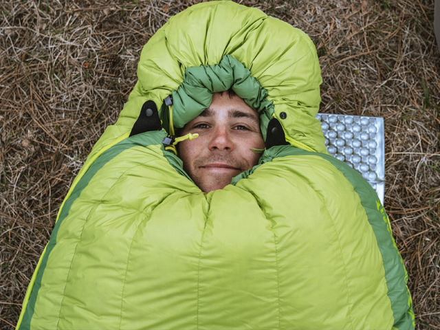 Sleeping Bags & Base Layers are 40% Off at REI