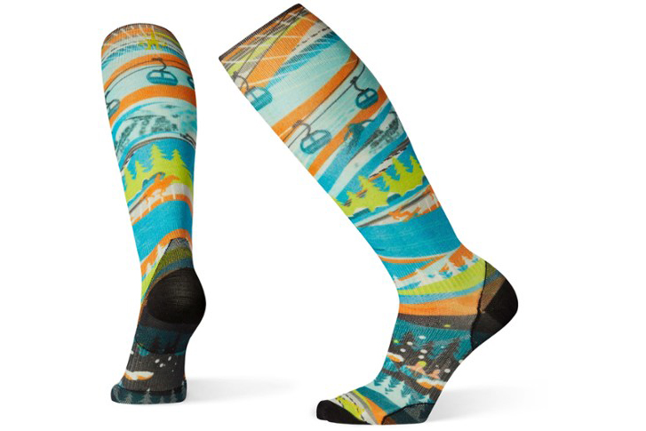 Smartwool PhD Ski Ultra Light 25th Anniversary Socks