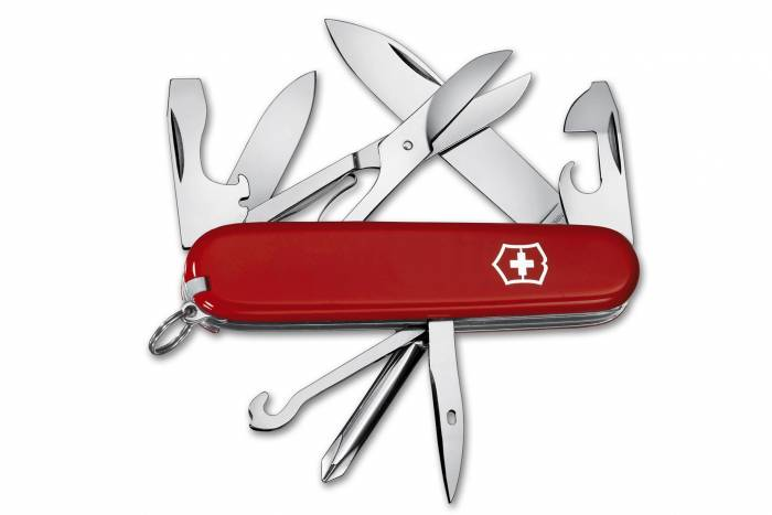Victorinox Swiss Army Knife Tinker Red