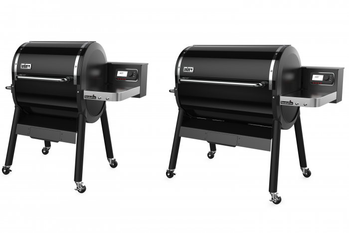 Weber SmokeFire wood pellet grill