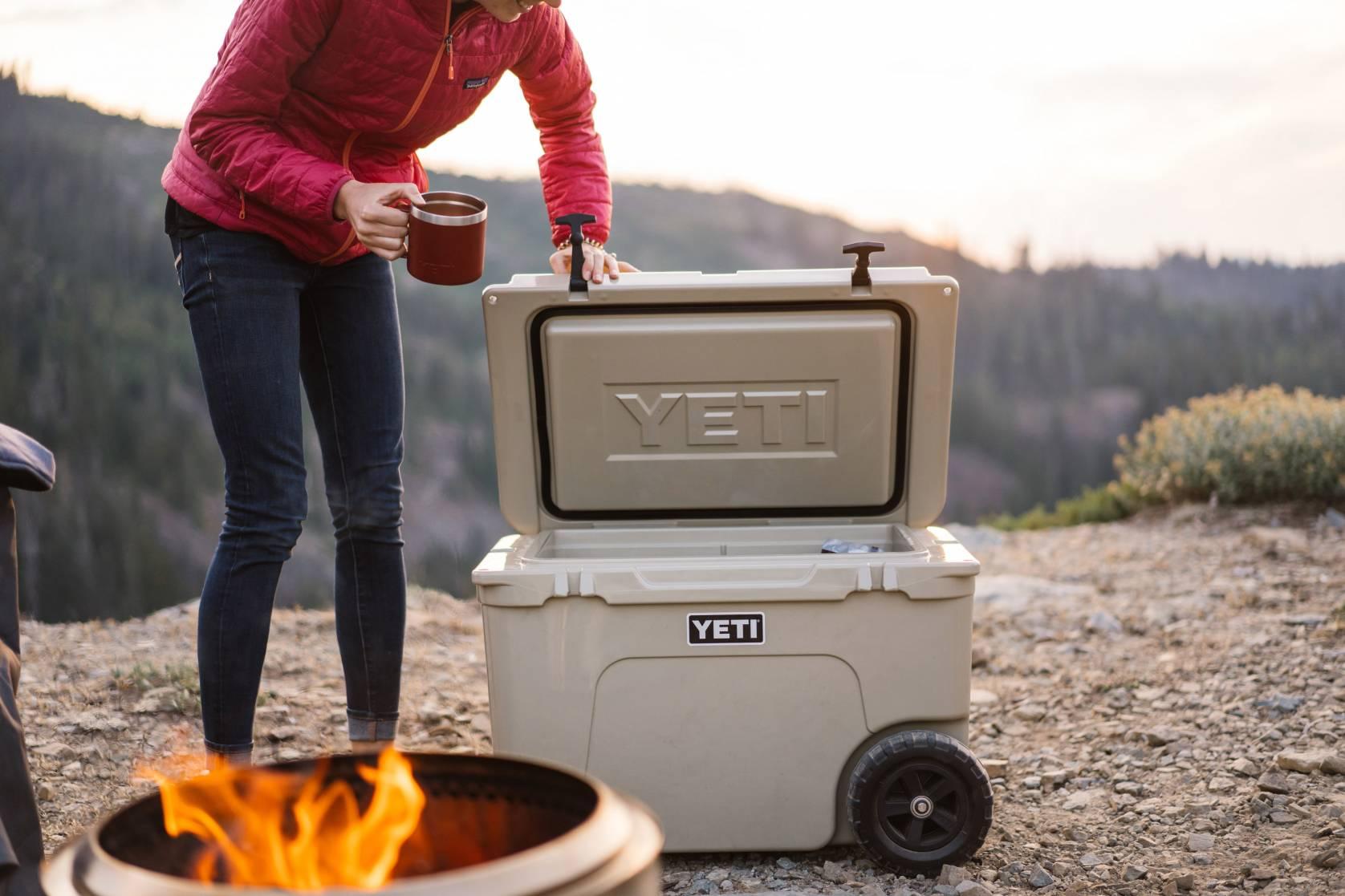 YETI-Gift-Guide-Tundra-Haul-Camping-Bonfire