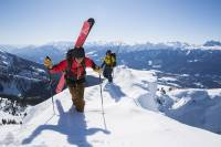 Revelstoke open air search skiers
