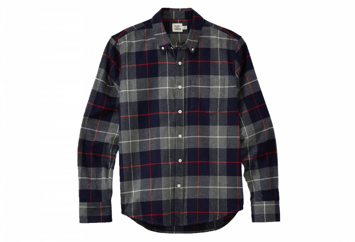 Flint and Tinder American Made Flannel