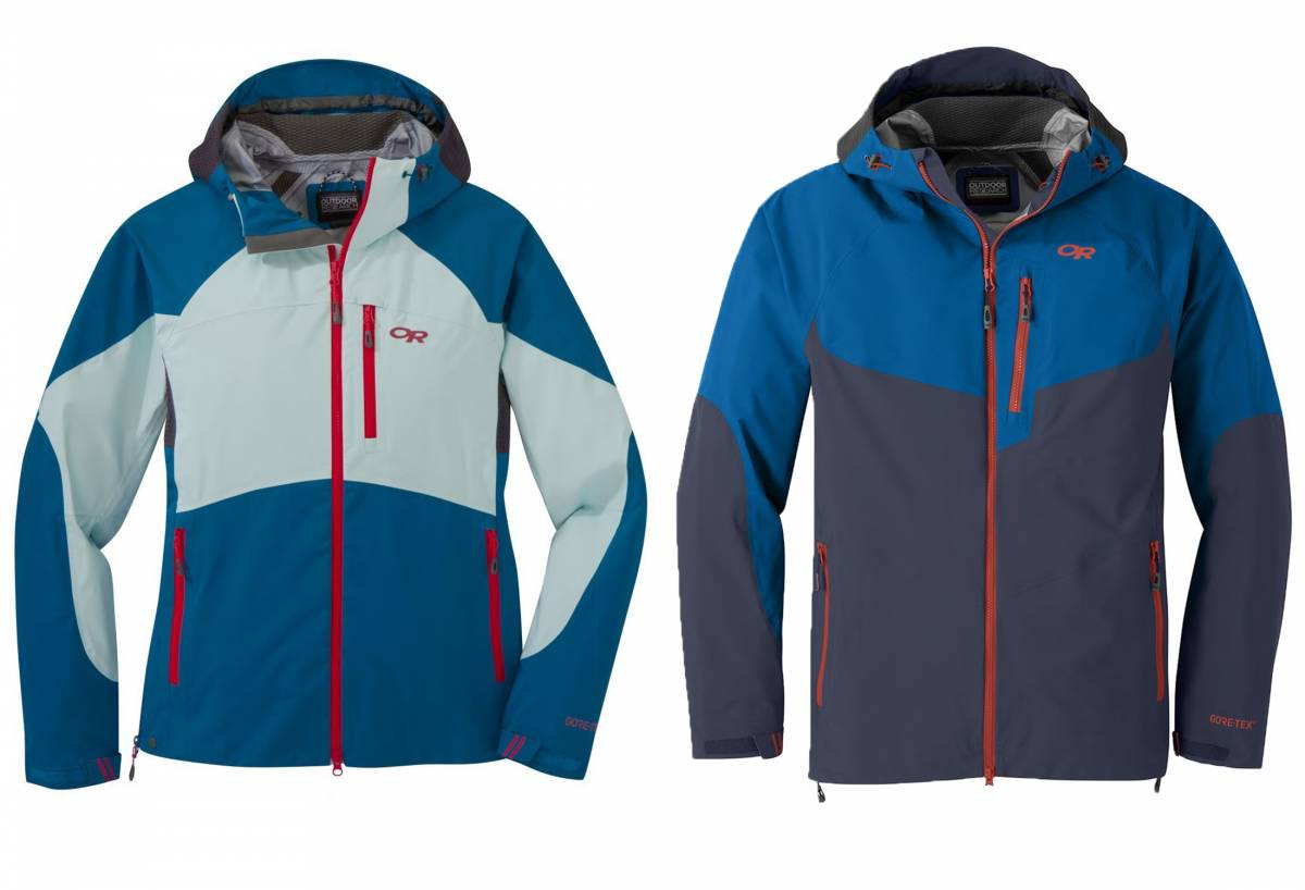 Outdoor Research Hemispheres Jackets