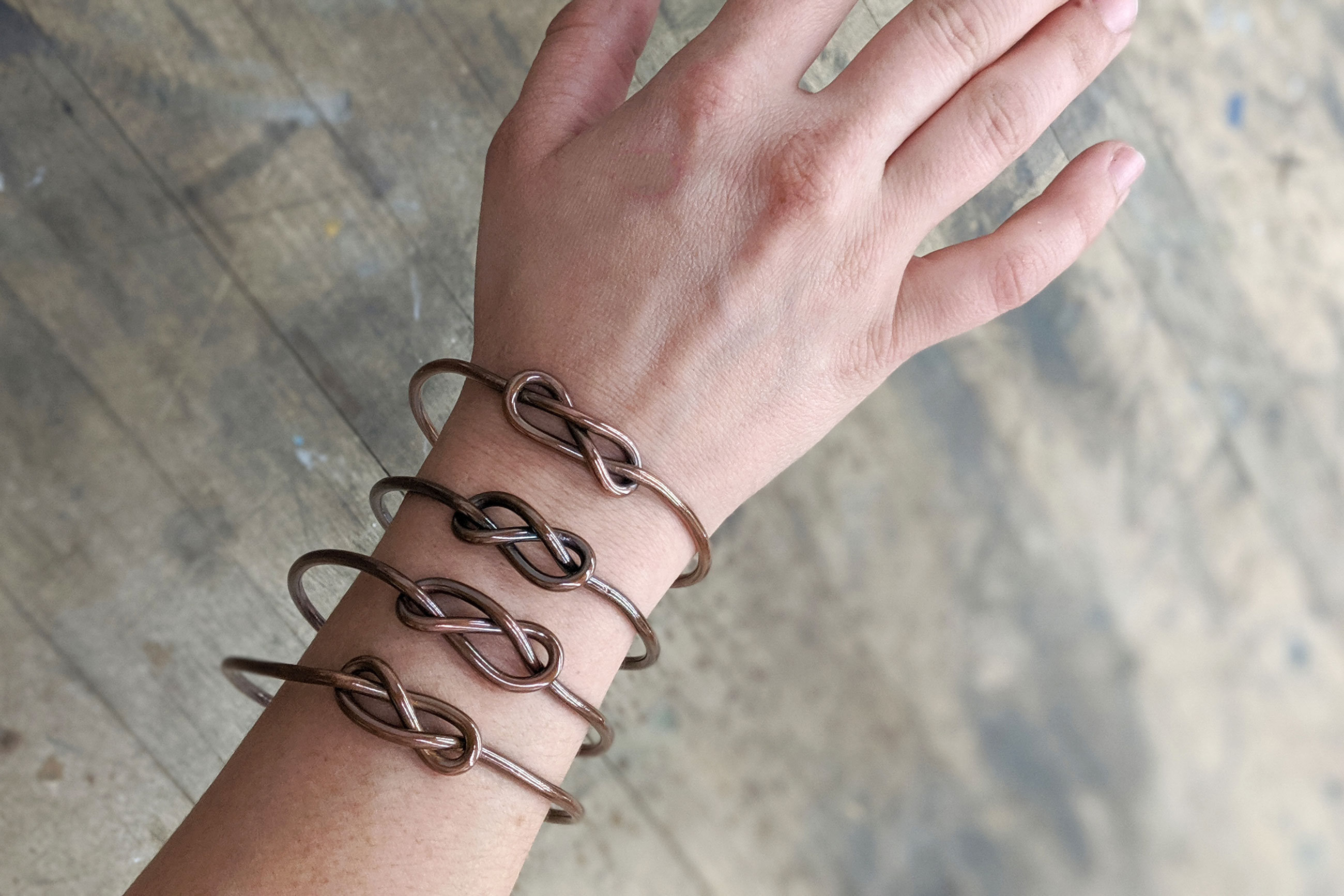 Jacqueline Perry Designs climbing jewelry