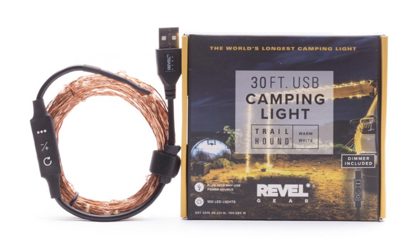 revel gear lights