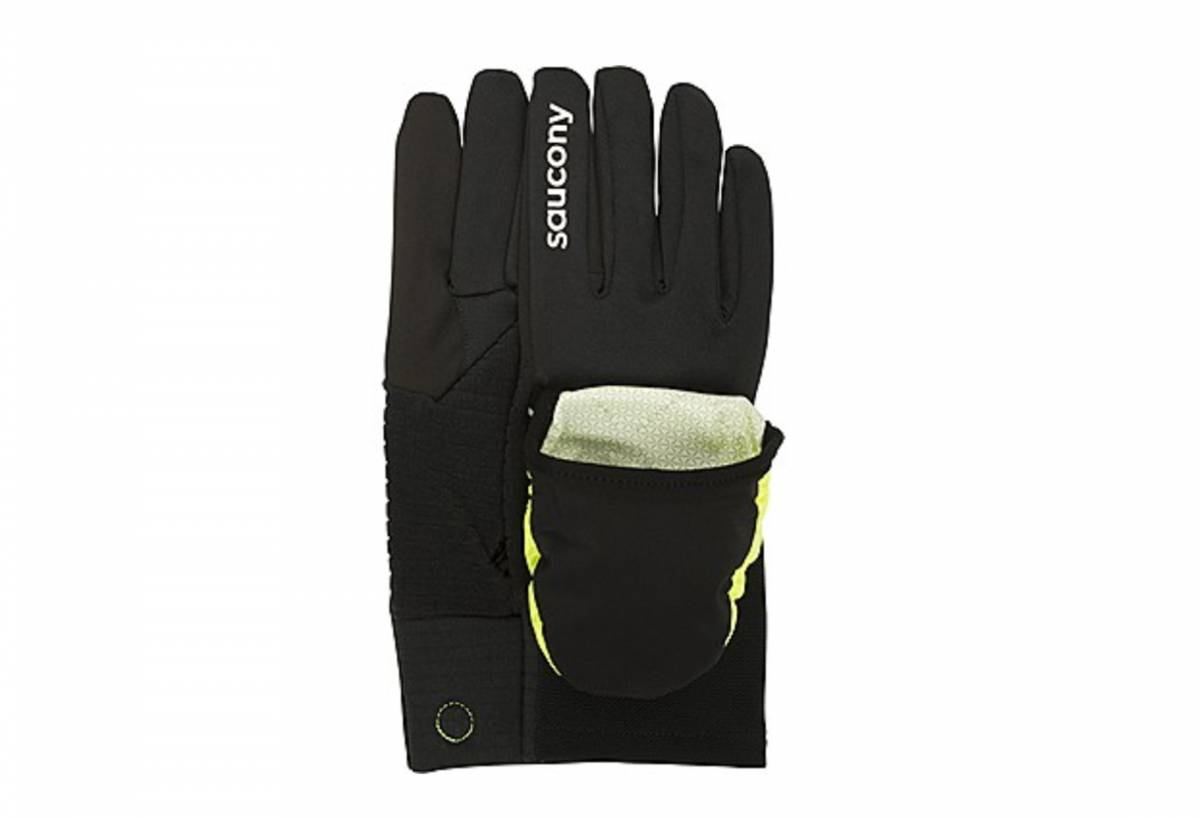 Saucony Ulti-Mitts running gloves