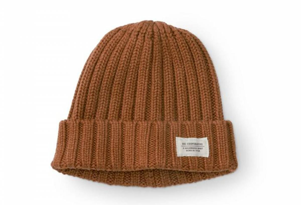 REI Co-op Wallace Lake Patch beanie