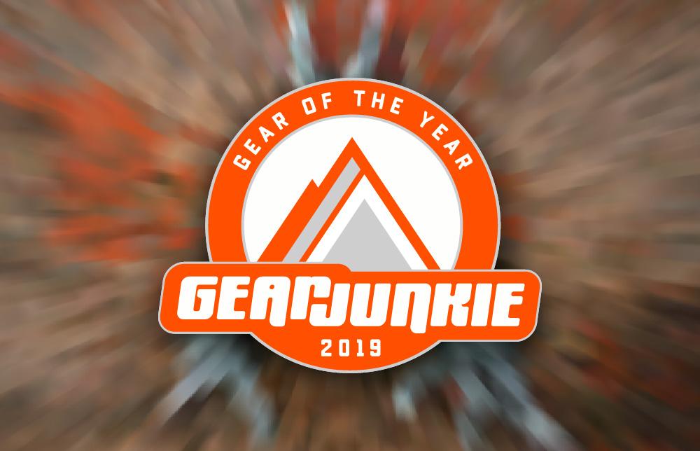 Gear Junkie Gear of the Year logo 2019