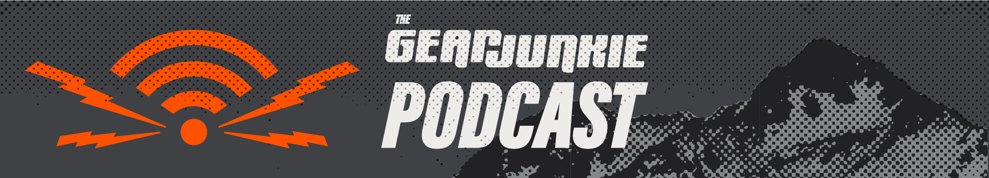 The GearJunkie Podcast Header