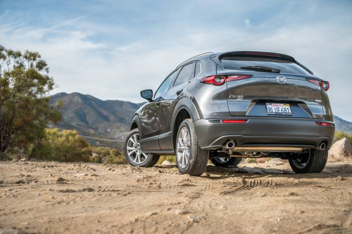 Mazda Cx 30 First Drive A Subcompact Fit For Micro