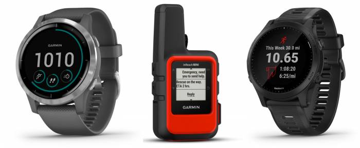 Garmin inReach GPS and Watches on Sale
