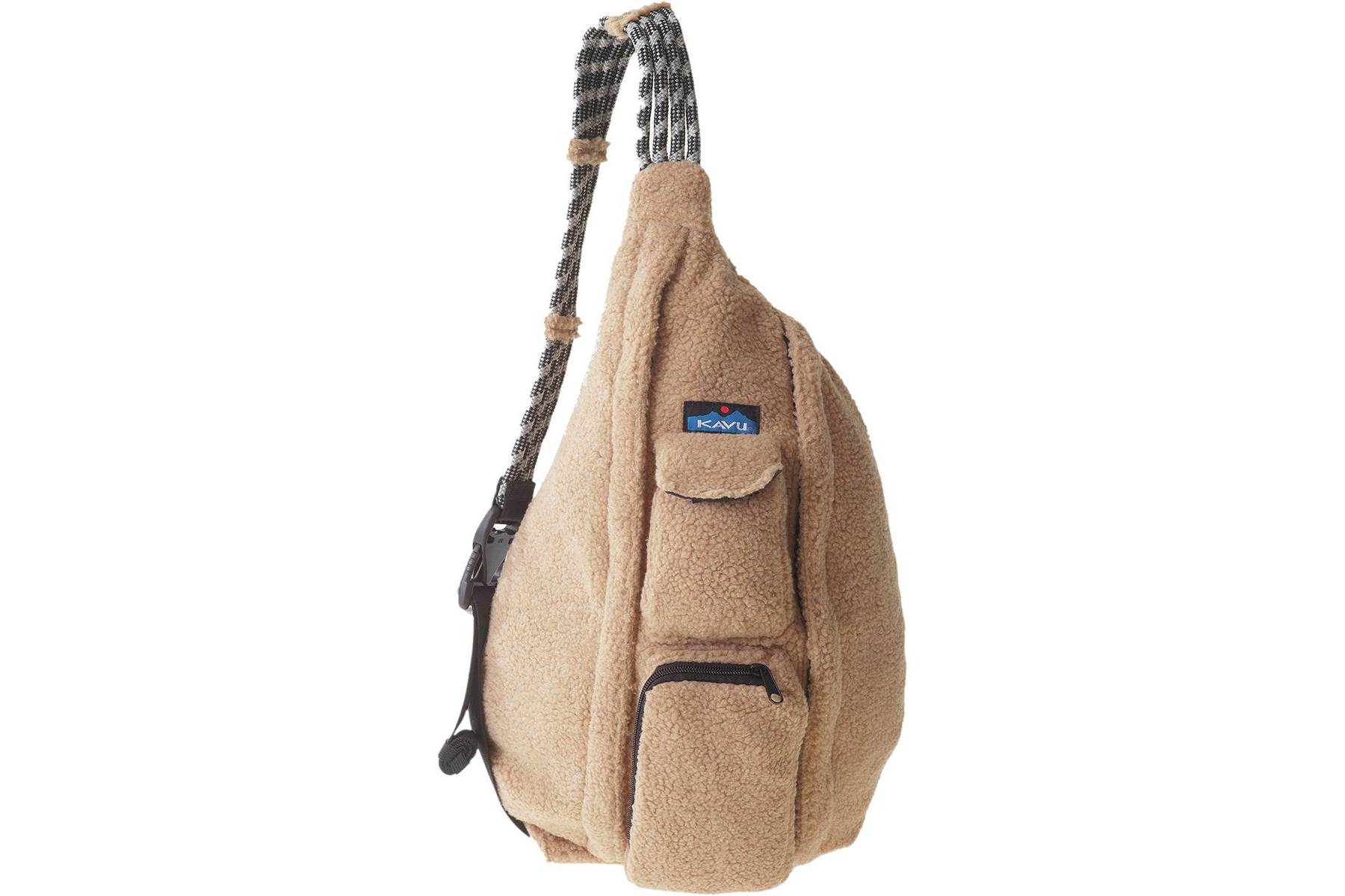 KAVU Rope Fleece Sling Pack
