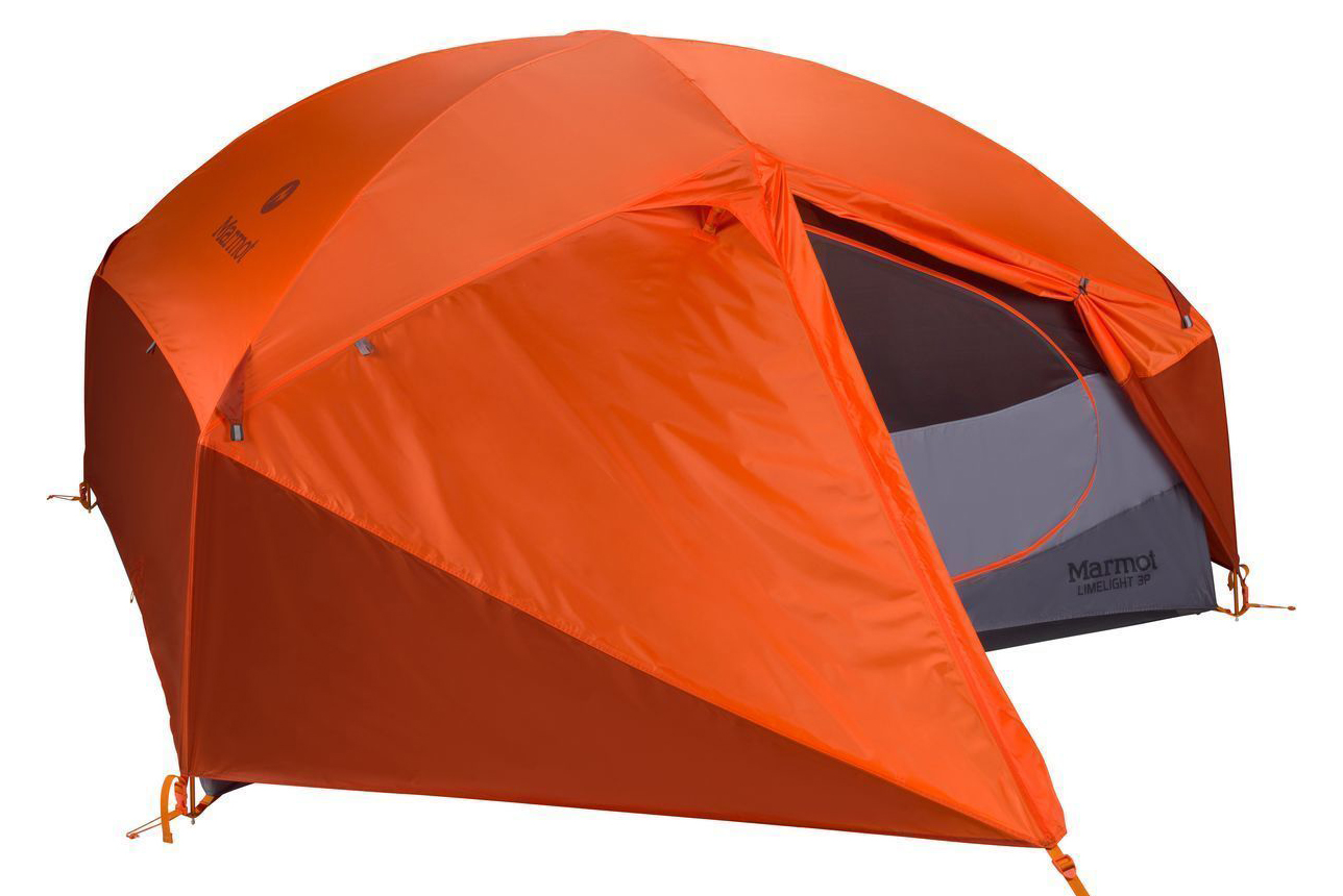 Marmot Limelight Tent 3-Person 3-Season