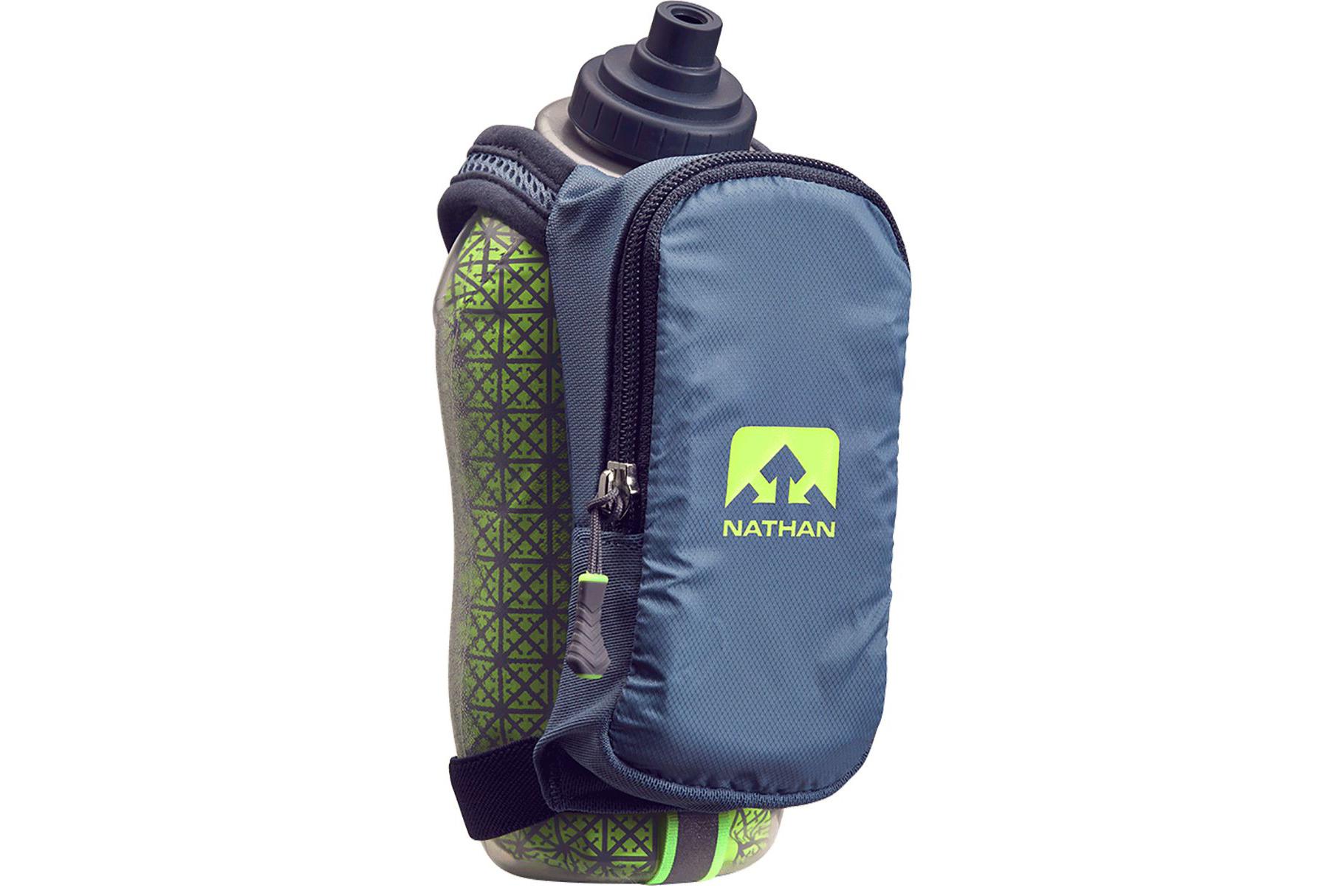 Nathan SpeedDraw Plus Insulated 18oz Water Bottle