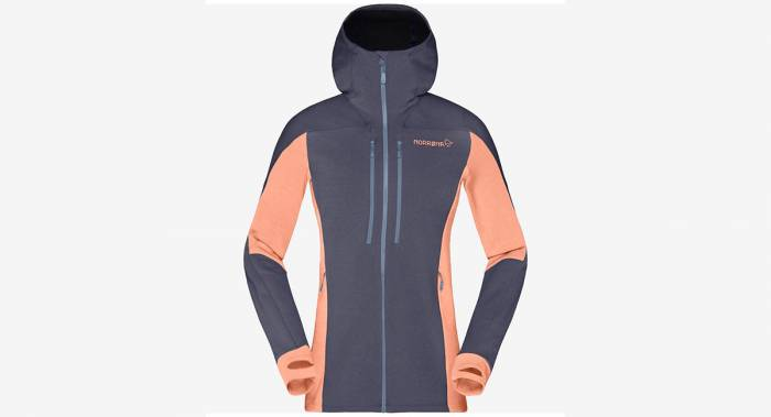 Norrona Power Stretch Fleece Jacket