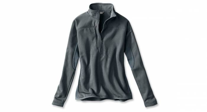 Orvis Half Zip Fleece
