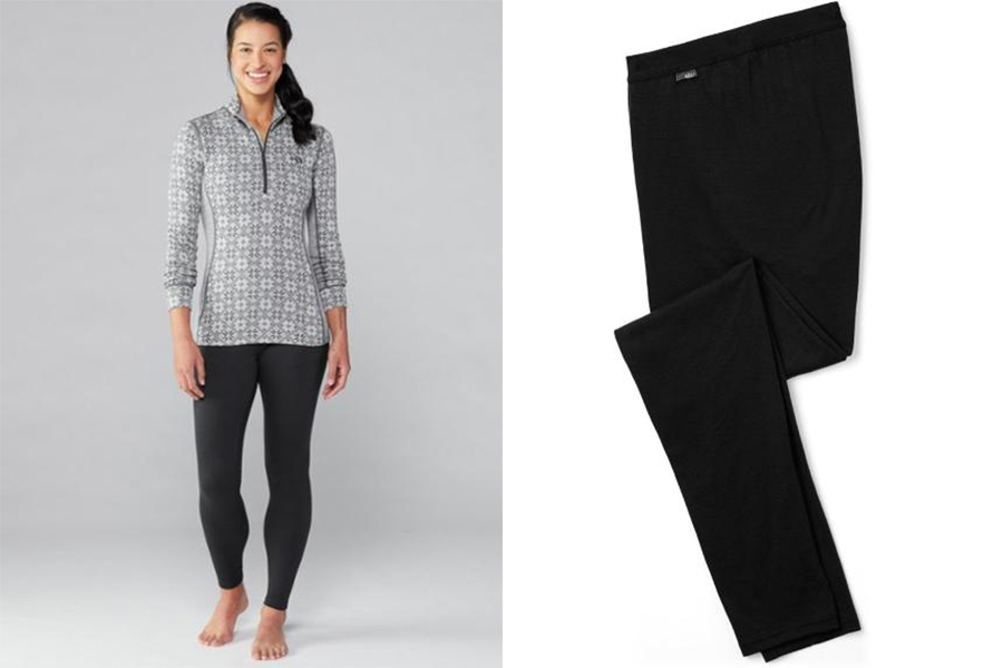 REI Co-op Merino Midweight Base Layer Bottoms