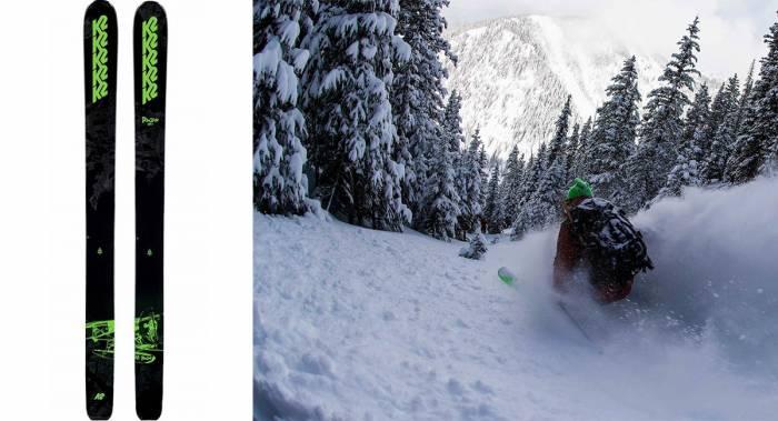 K2 Pon2oon ski