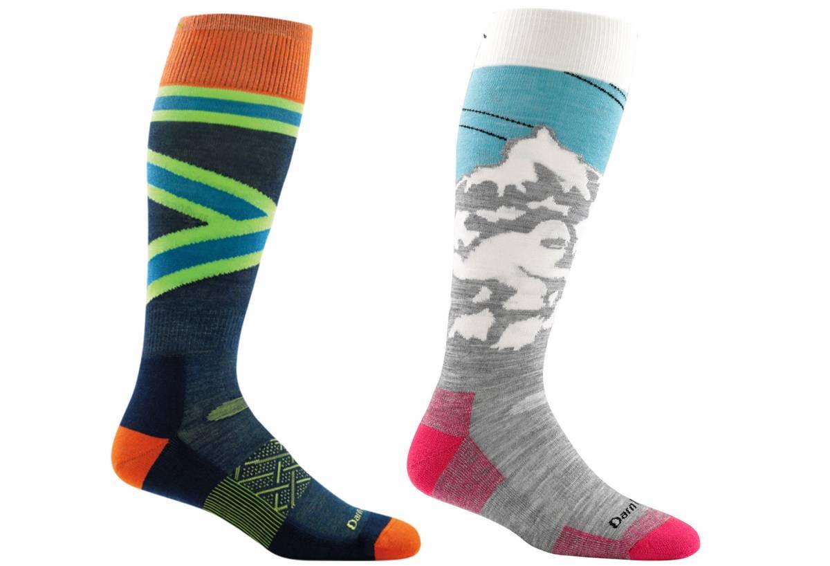 Darn tough OTC cushioned socks